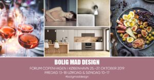 Bolig, mad & design Messe